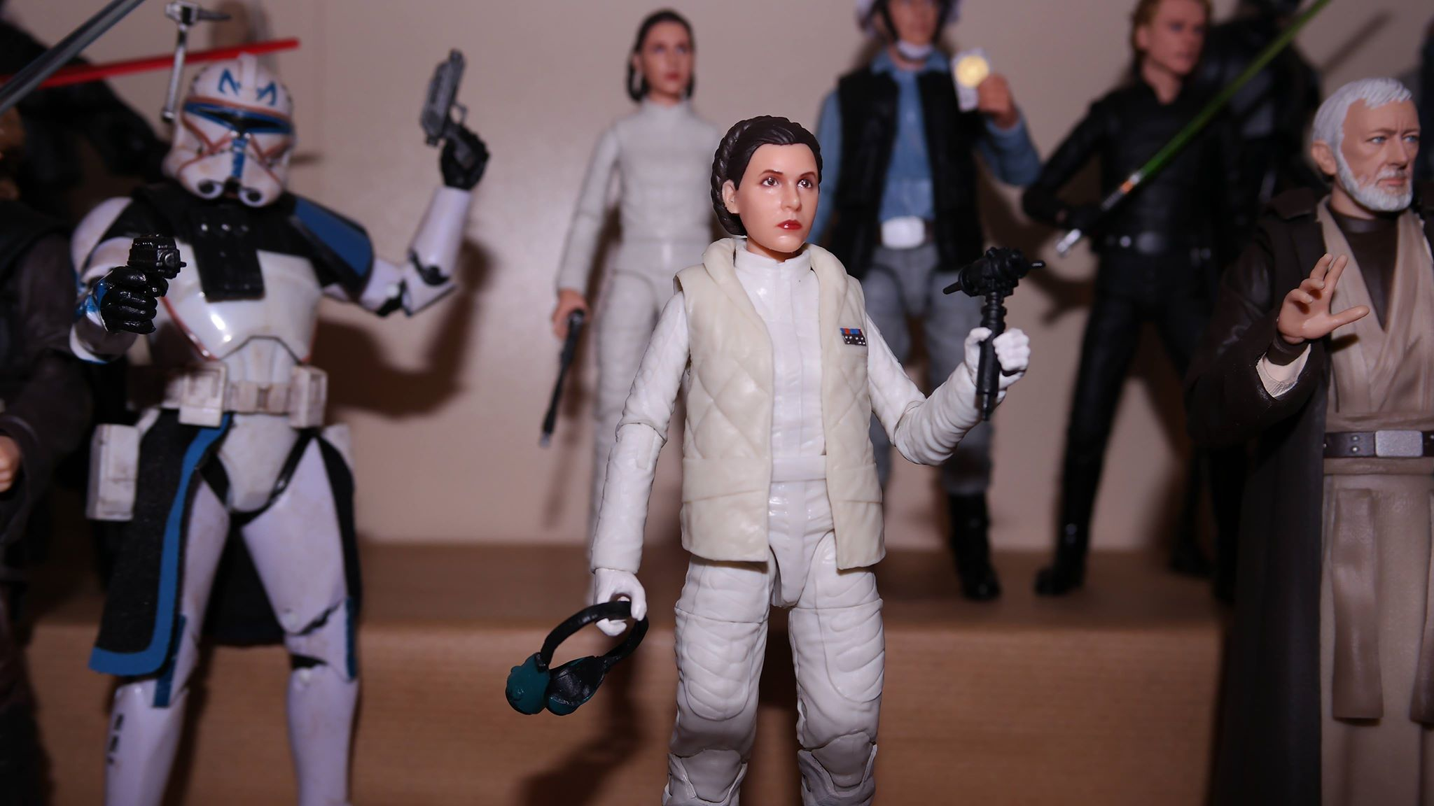 Leia, The Display Of The Future