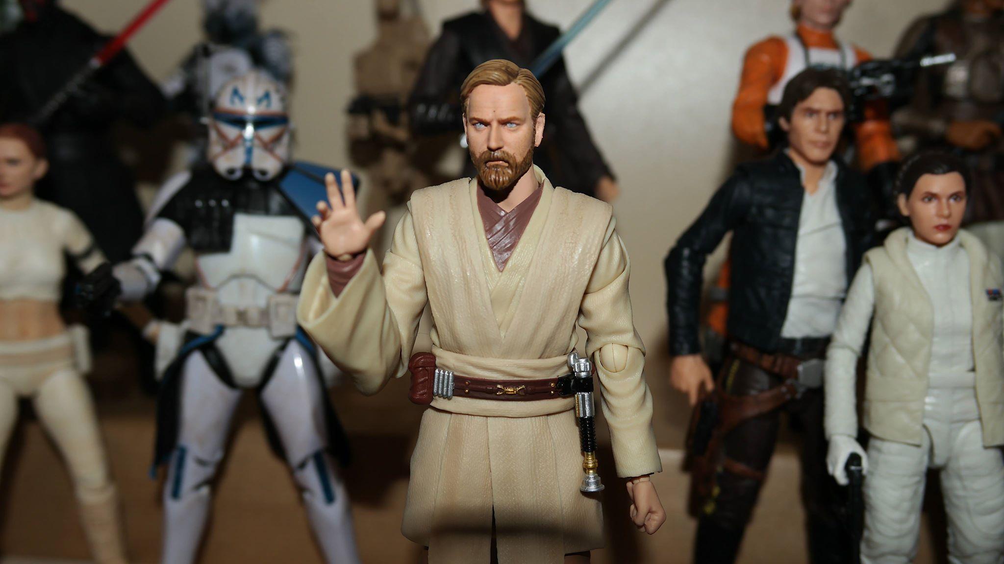 S H Figuarts Obi Wan Kenobi Review 4 Future Of The Force