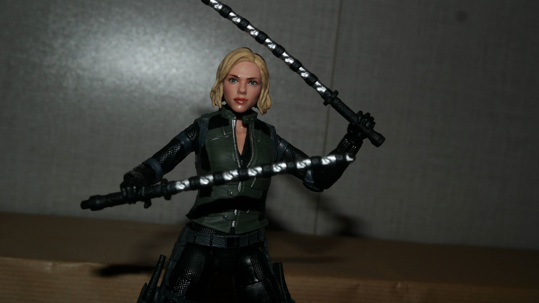 Marvel Legends Black Widow Avengers Infinity War Review 5