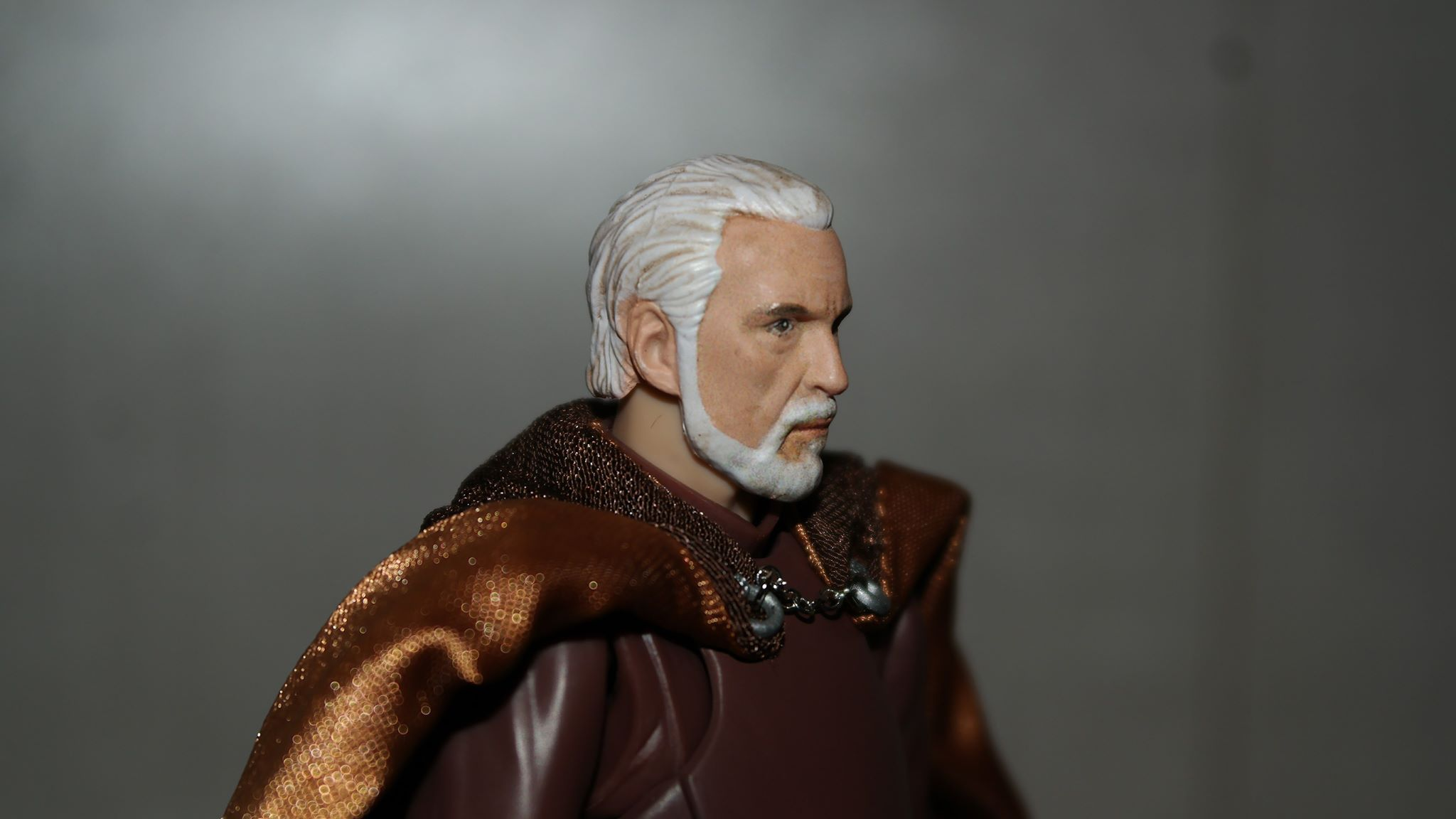 FOTF S.H Figuarts Star Wars Count Dooku Review 7