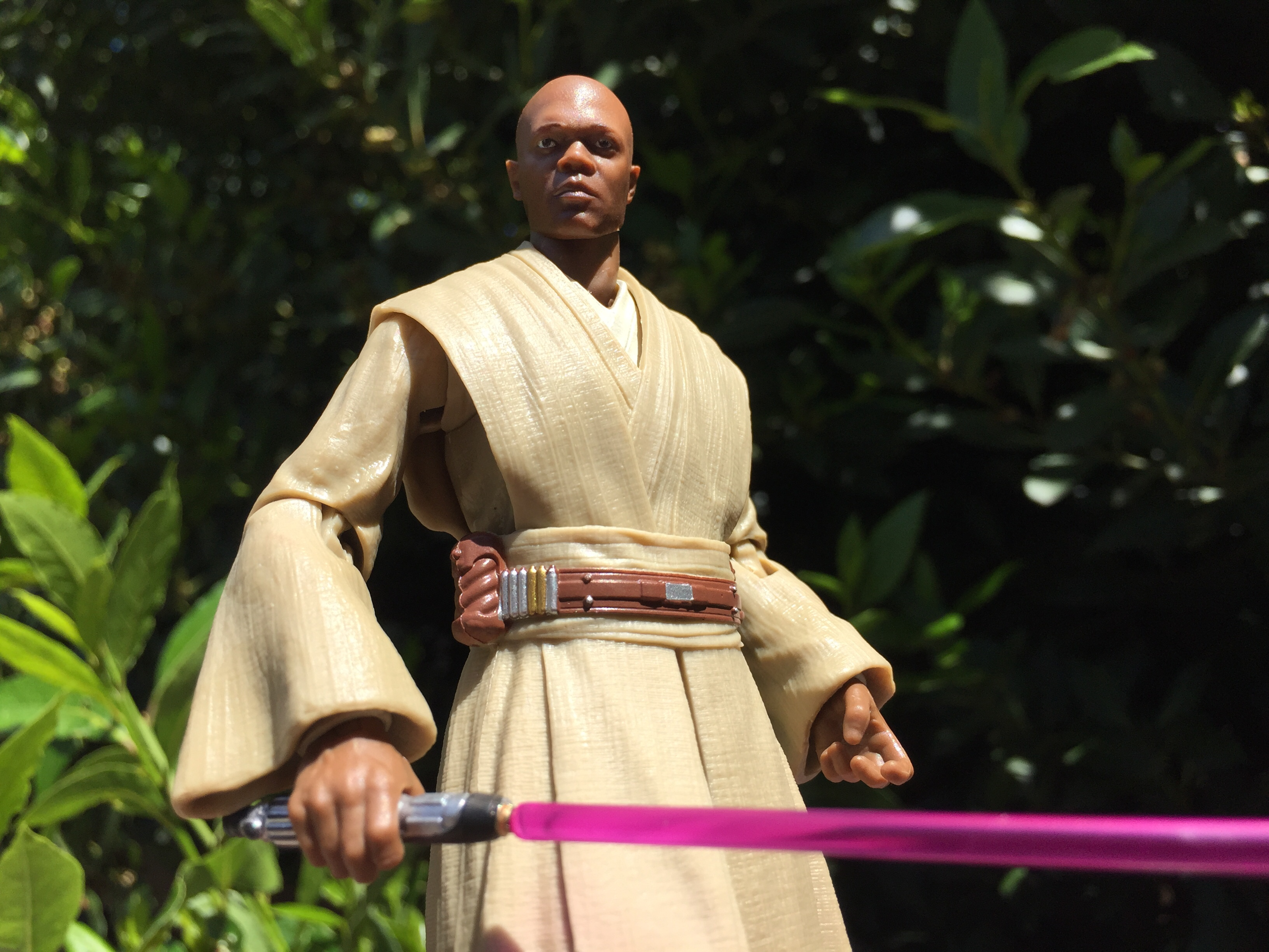 Black Series Review Mace Windu Star Wars Revenge Of The Sith Future Of The Force