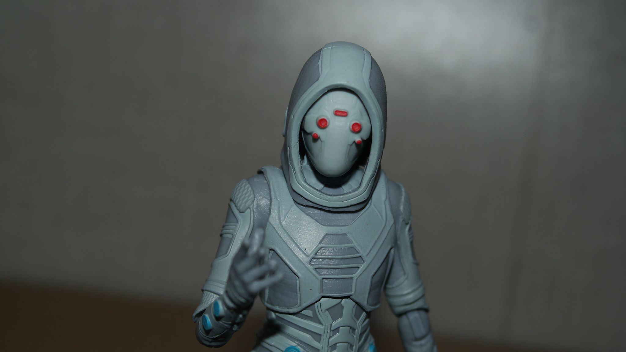 Fotf Marvel Legends Review X Con Luis And Ghost Ant Man